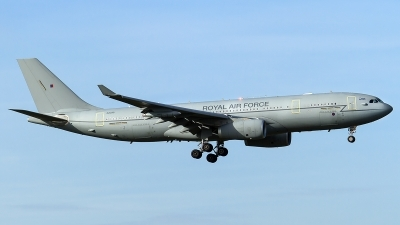 Photo ID 130442 by Thomas Ziegler - Aviation-Media. UK Air Force Airbus Voyager KC2 A330 243MRTT, ZZ330