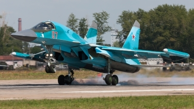Photo ID 130600 by Andreas Zeitler - Flying-Wings. Russia Air Force Sukhoi Su 34 Fullback, RF 95804