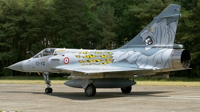 Photo ID 16982 by Peter Terlouw. France Air Force Dassault Mirage 2000C, 118
