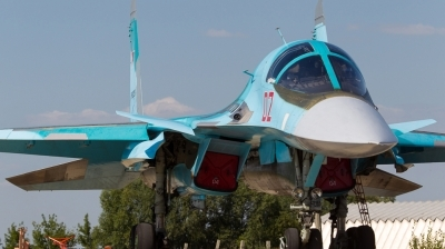 Photo ID 130908 by Andreas Zeitler - Flying-Wings. Russia Air Force Sukhoi Su 34 Fullback,