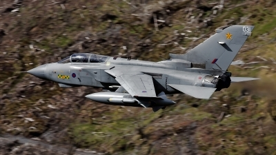 Photo ID 131055 by Ron Kellenaers. UK Air Force Panavia Tornado GR4, ZA472