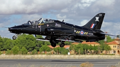 Photo ID 131189 by Jesus Benitez. UK Air Force British Aerospace Hawk T 1A, XX339