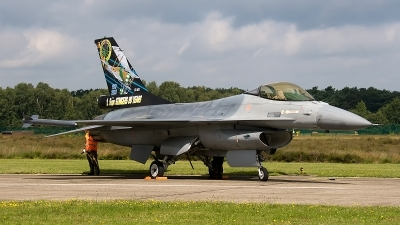 Photo ID 131138 by Jan Eenling. Belgium Air Force General Dynamics F 16AM Fighting Falcon, FA 101