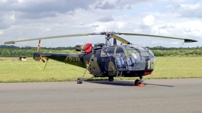 Photo ID 17054 by Marcel Bos. Netherlands Air Force Sud Aviation SE 3160 Alouette III, A 292