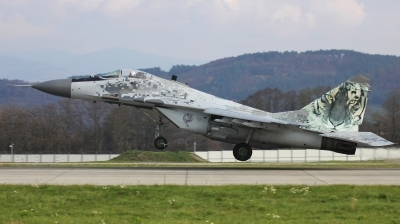 Photo ID 131294 by Ondrej M.. Slovakia Air Force Mikoyan Gurevich MiG 29AS, 0921