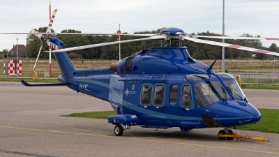 Photo ID 131419 by Jan Eenling. Netherlands Police Agusta Westland AW139, PH PXY