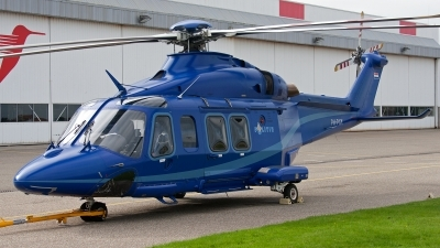 Photo ID 131420 by Jan Eenling. Netherlands Police Agusta Westland AW139, PH PXY