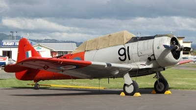 Photo ID 131448 by Patrick Weis. Private Classic Flyers Trust North American AT 6D Harvard Mk3, ZK ENC