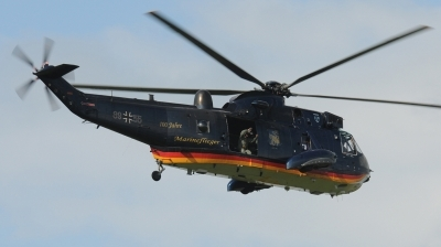Photo ID 131437 by Florian Morasch. Germany Navy Westland Sea King Mk41, 89 55