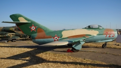 Photo ID 131602 by Lukas Kinneswenger. Hungary Air Force Mikoyan Gurevich MiG 15bis, 725