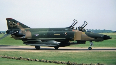 Photo ID 17126 by Arie van Groen. USA Air Force McDonnell Douglas RF 4C Phantom II, 66 0408