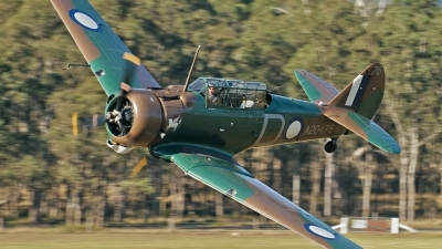 Photo ID 131656 by Darren Mottram. Private Private Commonwealth CA 3 Wirraway, VH WWY