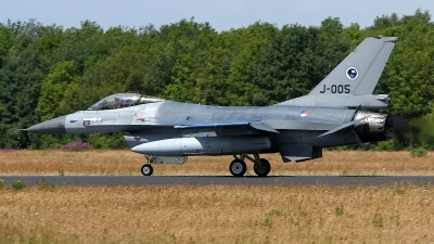 Photo ID 131697 by Rainer Mueller. Netherlands Air Force General Dynamics F 16AM Fighting Falcon, J 005