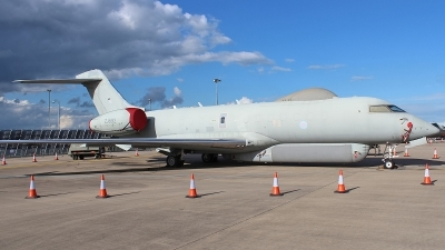 Photo ID 132028 by Ruben Galindo. UK Air Force Bombardier BD 700 Sentinel R1, ZJ692