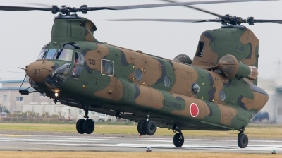 Photo ID 131899 by Andreas Zeitler - Flying-Wings. Japan Army Boeing Vertol CH 47J Chinook, 52931
