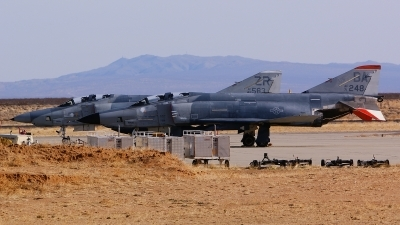 Photo ID 132001 by Lukas Kinneswenger. USA Air Force McDonnell Douglas RF 4C Phantom II, 71 0248