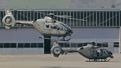 Photo ID 132002 by Sven Zimmermann. Switzerland Air Force Eurocopter TH05 EC 635P2, T 360