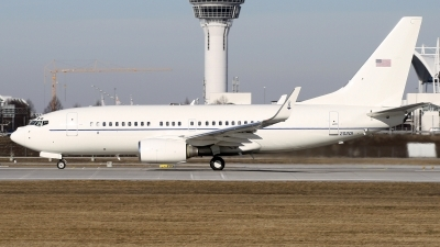 Photo ID 131994 by Patrick Weis. USA Air Force Boeing C 40C BBJ 737 7CP, 02 0201