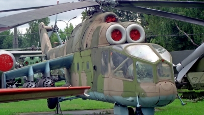 Photo ID 134200 by Sven Zimmermann. Russia Air Force Mil Mi 24A,
