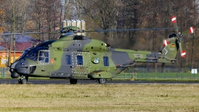 Photo ID 132150 by Rainer Mueller. Germany Army NHI NH 90TTH, 78 01