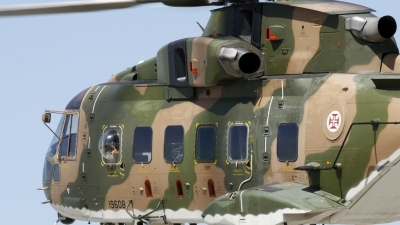 Photo ID 132215 by Leonardo Roque. Portugal Air Force Agusta Westland AW101 Mk515, 19608