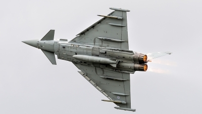 Photo ID 132369 by Simon Johnson. UK Air Force Eurofighter EF 2000 Typhoon FGR4, ZK307