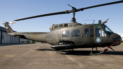 Photo ID 132432 by Jorge Molina. Argentina Army Bell UH 1H Iroquois 205, AE 446