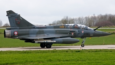 Photo ID 133259 by Jan Eenling. France Air Force Dassault Mirage 2000D, 648