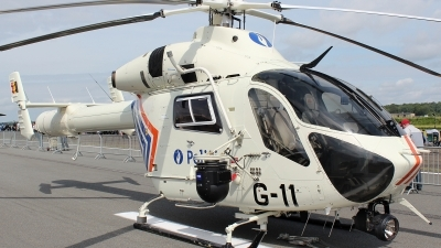 Photo ID 132839 by Patrick Weis. Belgium Politie Police MD Helicopters MD 902 Explorer, G 11