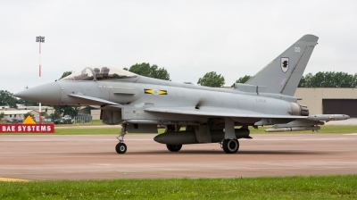Photo ID 132797 by Andreas Zeitler - Flying-Wings. UK Air Force Eurofighter EF 2000 Typhoon FGR4, ZJ924