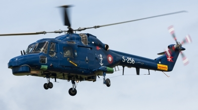 Photo ID 132760 by Andreas Zeitler - Flying-Wings. Denmark Navy Westland WG 13 Super Lynx Mk90, S 256