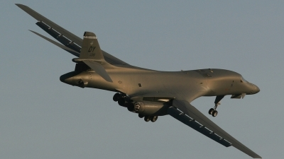 Photo ID 17268 by Jens Hameister. USA Air Force Rockwell B 1B Lancer, 85 0061