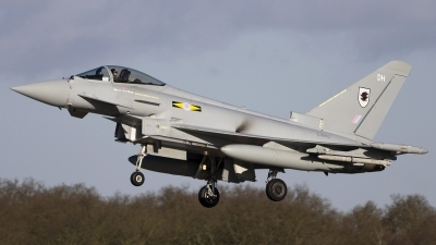 Photo ID 17281 by Chris Lofting. UK Air Force Eurofighter EF 2000 Typhoon FGR4, ZJ942