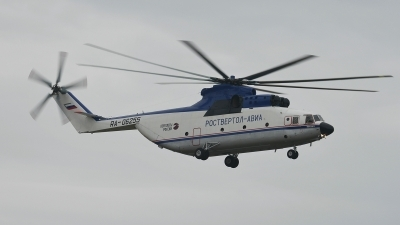 Photo ID 132930 by Martin Thoeni - Powerplanes. Russia Russia State Transport Company Mil Mi 26T, RA 06255
