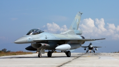 Photo ID 133014 by Kostas D. Pantios. Greece Air Force General Dynamics F 16C Fighting Falcon, 003