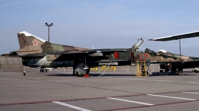 Photo ID 133007 by Alex Staruszkiewicz. Russia Air Force Mikoyan Gurevich MiG 27D Flogger J,