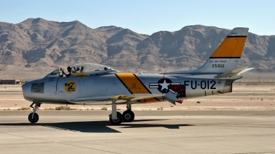 Photo ID 133237 by Johannes Berger. Private Planes of Fame Air Museum North American F 86F Sabre, N186AM