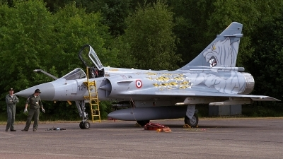 Photo ID 17333 by Peter Terlouw. France Air Force Dassault Mirage 2000C, 118