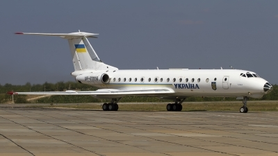 Photo ID 133333 by Chris Lofting. Ukraine Government Tupolev Tu 134A 3, UR 65556