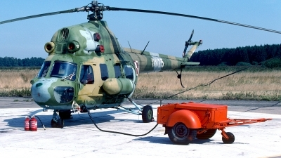 Photo ID 133610 by Carl Brent. Poland Army Mil Mi 2URP G, 8825