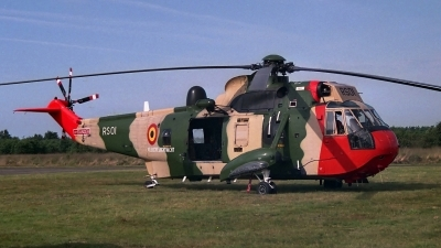 Photo ID 133420 by Peter Terlouw. Belgium Air Force Westland Sea King Mk48, RS01