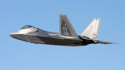 Photo ID 17344 by Karl Drage. USA Air Force Lockheed Martin F 22A Raptor, 04 4071
