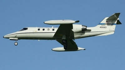 Photo ID 133433 by Arie van Groen. USA Air Force Learjet C 21A, 84 0083