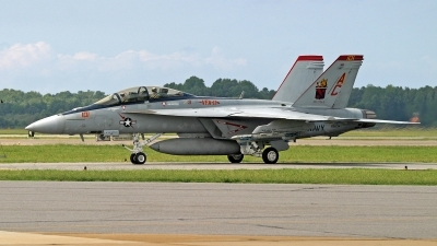 Photo ID 133477 by David F. Brown. USA Navy Boeing F A 18F Super Hornet, 166634