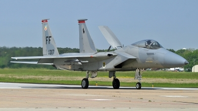 Photo ID 133557 by David F. Brown. USA Air Force McDonnell Douglas F 15C Eagle, 83 0017