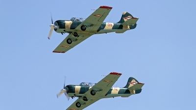 Photo ID 133633 by Niels Roman / VORTEX-images. Hungary Air Force Yakovlev Yak 52, 12