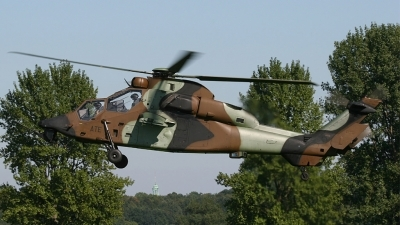 Photo ID 17375 by Jens Hameister. France Army Eurocopter EC 665 Tiger UHT, 2004