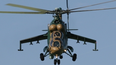 Photo ID 17376 by Jens Hameister. Hungary Air Force Mil Mi 24P, 335