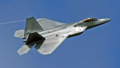 Photo ID 133849 by David F. Brown. USA Air Force Lockheed Martin F 22A Raptor, 05 4094
