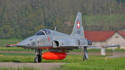 Photo ID 133675 by Isch Eduard. Switzerland Air Force Northrop F 5E Tiger II, J 3001
